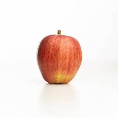 Pommes Gala robe rouge